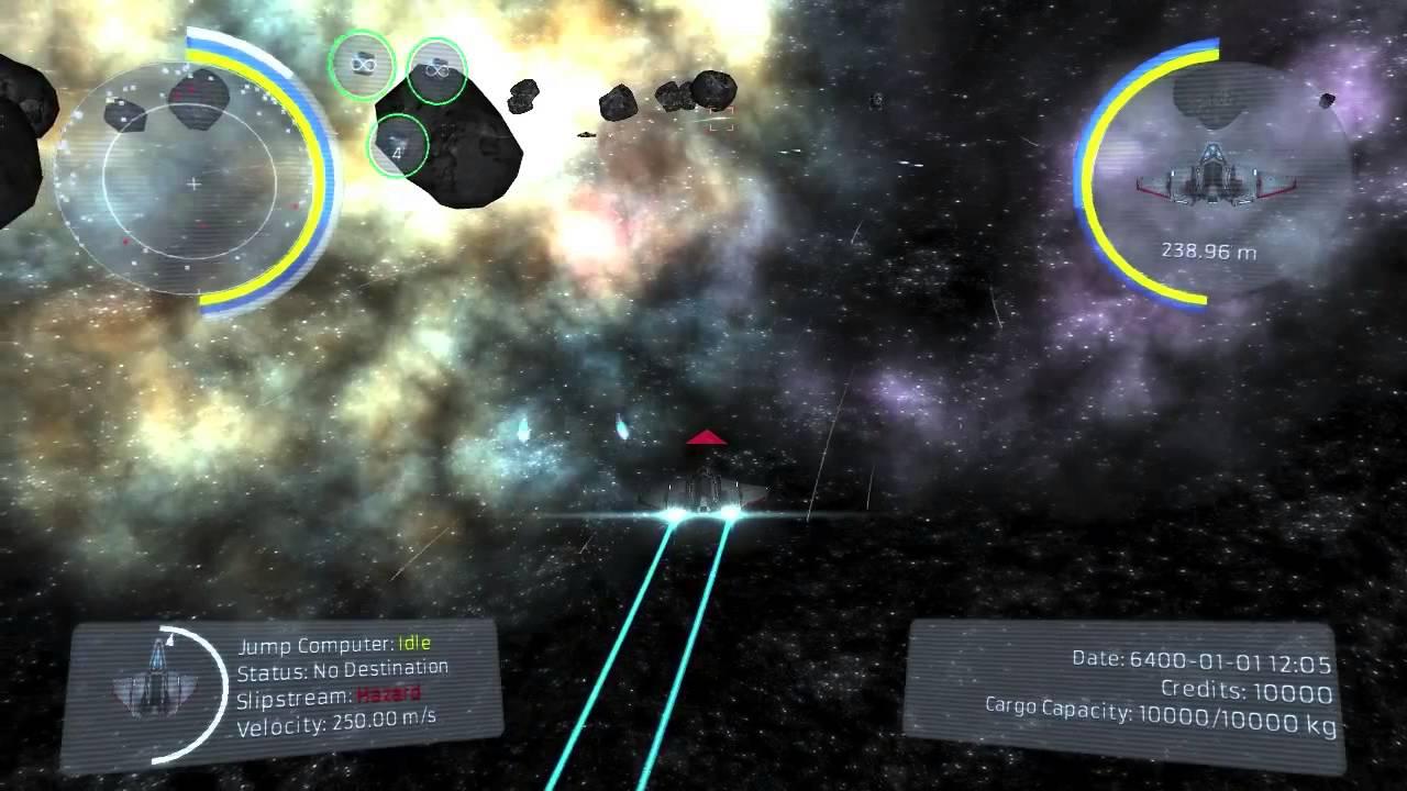 Der Weltraum-Erkundungs-Sandkasten Drifter im Kurs auf PS4, PS Vita