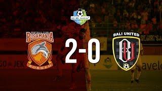 Bali United Alami Kekalahan Pahit saat Laga Tandang ke Markas Borneo FC