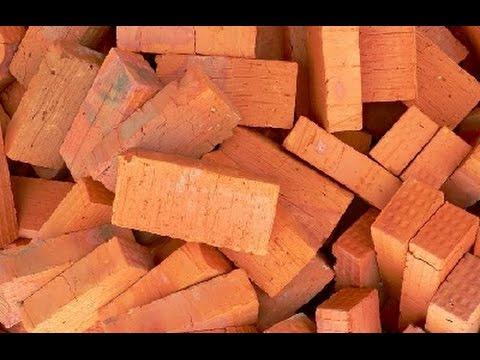 Кирпич. Современное производство глиняного кирпича