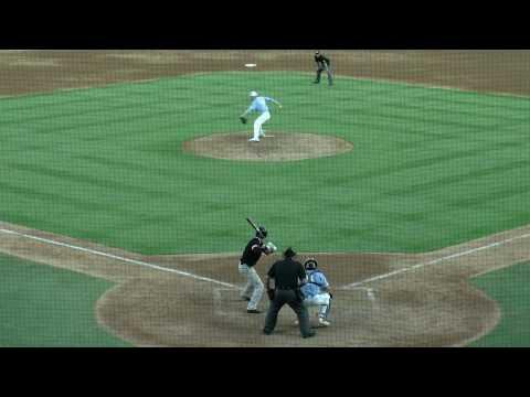 Video Davidson Baseball vs UNC