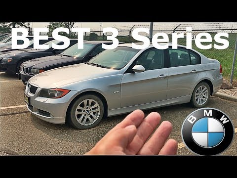 Best BMW 3 Series Cars - A BMW Series 3 Comparison