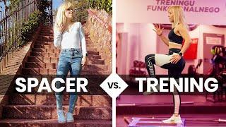 Dlaczego spacer jest lepszy od TRENINGU? Aktywność spontaniczna! | Codziennie Fit