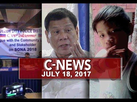 [UNTV]  UNTV: C-News (July 18, 2018)
