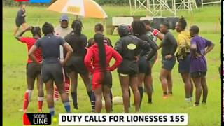 The Lionesses prepare for Hong Kong 7s | #KTNScoreline