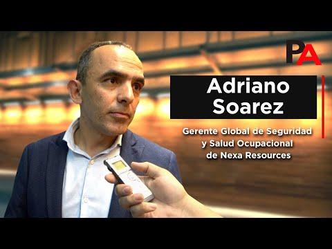 Nexa | Entrevista a Adriano Soares Gerente global de Seguridad y Salud Ocupacional