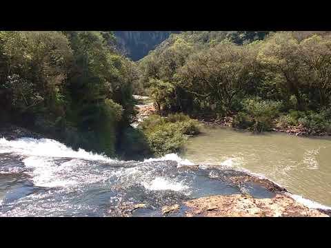 Cascata Perau da Nega - Boqueirão do Leão