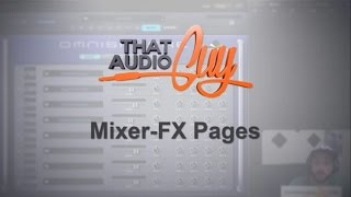 Omnisphere 2 The Mixer Fx Pages That Audio Guy (11 26 MB