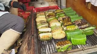 Thu 15 triệu mỗi ngày của quán chuối nếp nướng Võ Văn Tần 20 năm ở Sài Gòn