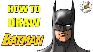 How To Draw Batman Face Free Video Search Site Findclip