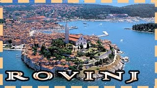 preview picture of video 'ROVINJ ☁ Euphemia | Regatta | Harbour'