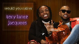 Watch Tory Lanez and Jacquees talk their kingly shit on 'Would You Rather'