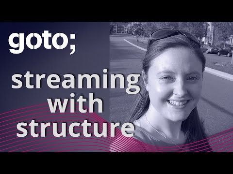Image thumbnail for talk Streaming with Structure