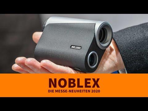 noblex-optics: NOBLEX Neuheiten 2020: Rangefinder NR 1000, Spektiv NS 8-24x50 ED sowie Dual-Use-Wärmebildkamera NW 100