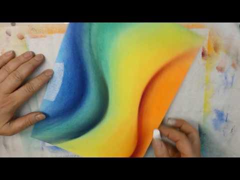 Malen mit Pastellkreide, Grundwissen