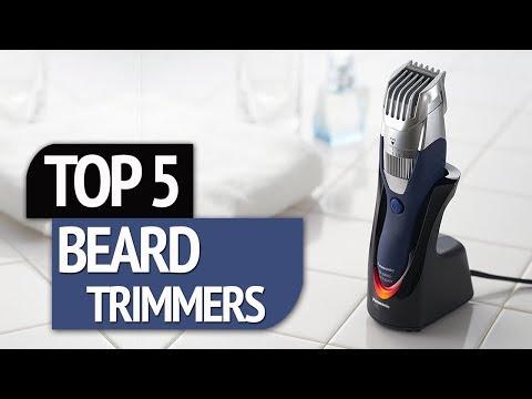 TOP 5: Beard Trimmers 2018