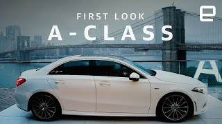 Mercedes-Benz A-Class sedan First Look