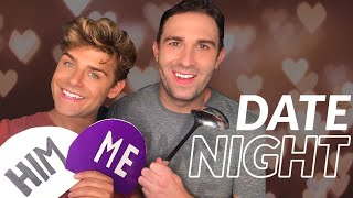 Date Night - Family Recipes! | A Gay In The Life | Garrett Clayton & Blake Knight