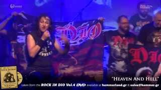 "ROCK 'N' ROLL CHILDREN ""Heaven and Hell"" ROCK IN DIO Vol4 by METAL HAMMER"