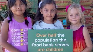 Non-profit Fund Raising Video - Feeding America Riverside San Bernardino