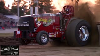 Tractor/Truck Pulls! 2020 Crawford County Fair Pull OSTPA