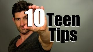 10 Teen Tips | How To Be Taken More Seriously | Personal Presentation