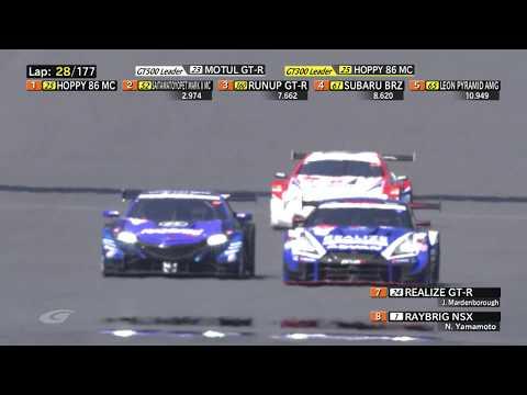 スーパーGT第5戦富士500マイルレース レース実況動画 PART5