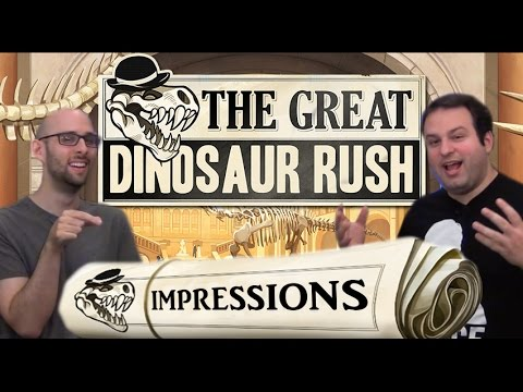 The Great Dinosaur Rush Impressions | RFC Podcast