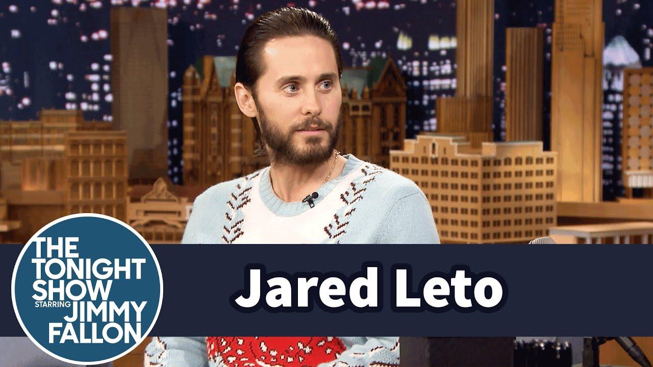 Jared Leto Thinks Joker Is a Misunderstood Sweetheart thumbnail