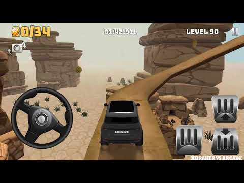 Mountain Climb 4x4: Impossible Stunts Car Driving Levels 89 To 92 - Android GamePlay