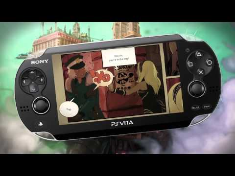 Видео № 0 из игры Gravity Rush (Б/У) [PS Vita]