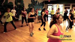 Sample video for a Zumba instructor's class