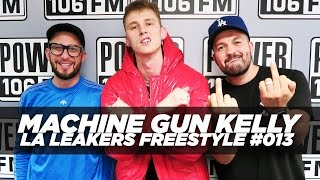 Gambar cover Machine Gun Kelly Freestyle With The LA Leakers | #Freestyle013