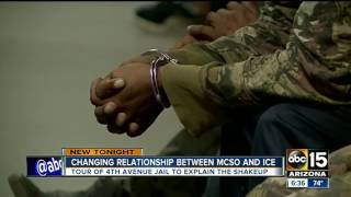 30+ inmates released after MCSO policy change