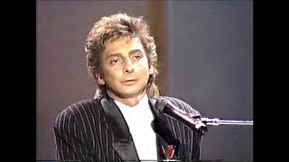 "Barry Manilow ""Please Don't Be Scared"""