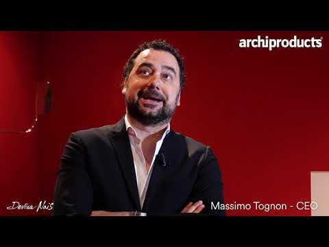 Salone del Mobile 2019   DEVINA NAIS   Massimo Tognon presenta Color Teraphy