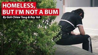 Homeless, But I'm Not A Bum   CNA Insider
