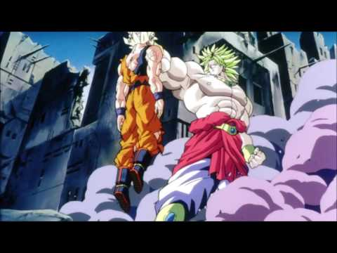 [Broly OST] 19 - Gokū!! Fukutsu no Tôshi (goku!! the indomitable fighting spirit)