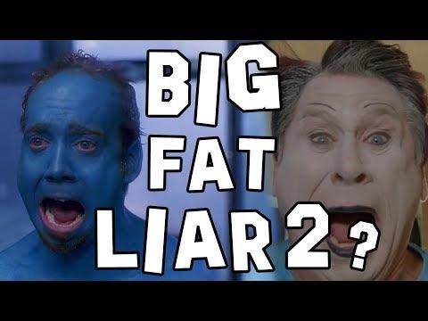 BIG FAT LIAR's Weird Dark Sequel | Cult Popture
