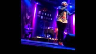 Chrisette Michele - If Nobody Sang Along Dallas