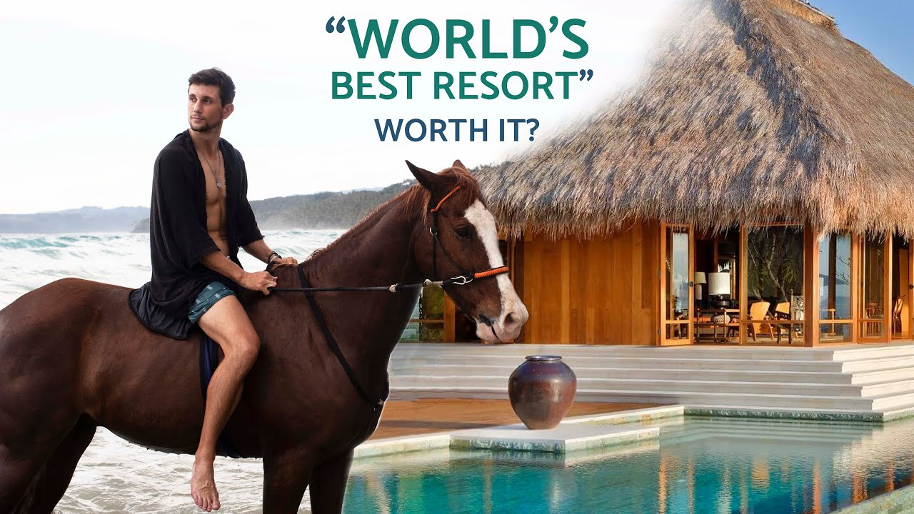 Is the WORLD'S BEST RATED Hotel worth it? (Nihi Sumba)