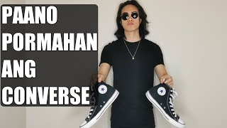 Paano Pormahan Ang Converse   7 Ways To Style Your Converse   Classic Look   JC Styles