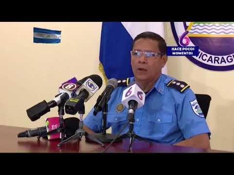 Presentan a sujetos acusados de asesinar y crear terror en Chichigalpa y Jinotepe
