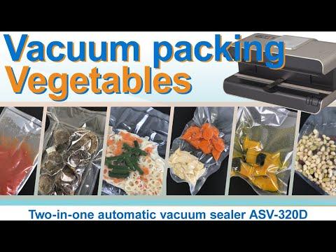 Vacuum packing / Vegetables