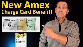 NEWS: American Express Platinum Card (+ Gold and Green Cards) Get New Uber Eats Pass Benefits