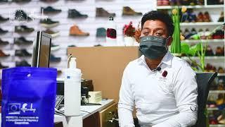 Historia Zapatería Paso a Paso, Apoyo Union Europea en Pandemia