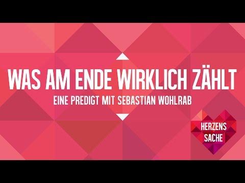 Was am Ende wirklich zählt (ICF München Videopodcast)