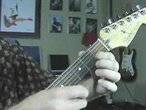 Guitar  Chord Videos Am slash g chord