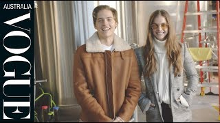 Barbara Palvin's day off includes coffee, workouts and lots of Dylan Sprouse | Vogue Australia
