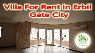 preview picture of video 'Villa For Rent in Erbil Gate City | ویلا بو کری له ده روازه ی شاری هه ولیر'
