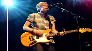 2/7 An Horse - Scared As Fuck + Little Lungs [with Kaki King] (HD)
